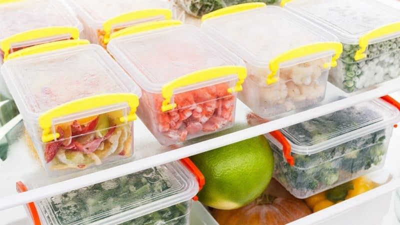 Сколько хранятся крабовые палочки в морозильнике