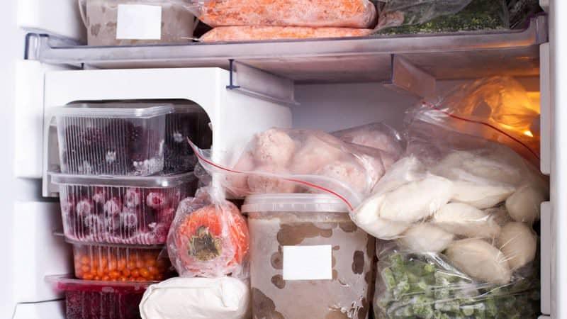 Сколько хранятся пельмени в морозильнике
