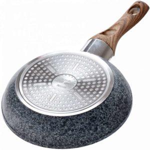 Сковорода с покрытием из мраморной крошки — как выбрать