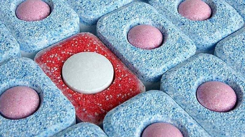 Как сделать самостоятельно таблетки для посудомоечной машины