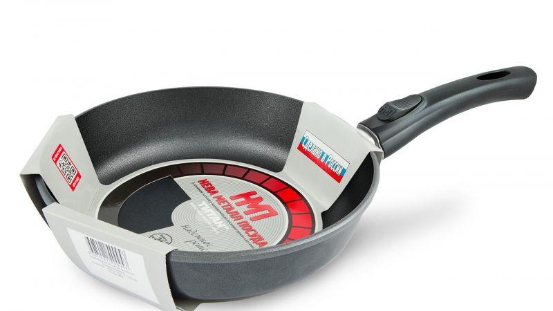 Титановые сковородки — полная характеристика