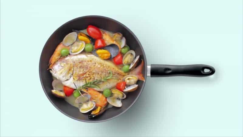Виды сковородок с антипригарным покрытием