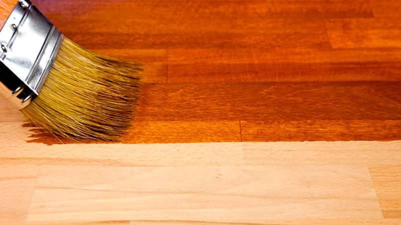 О термостойком лаке для кухонной столешницы из дерева