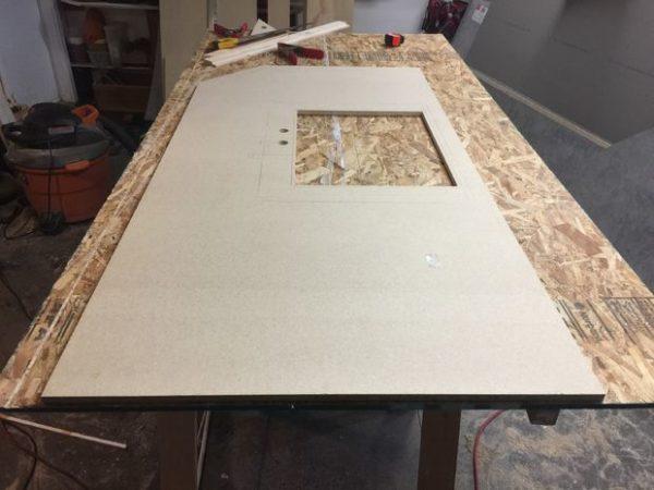 Столешницы для кухни из ламината: ламинирование в домашних условиях