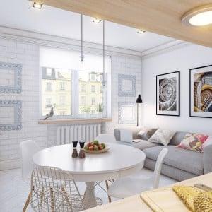 Идеи кухни с диваном 12 кв м
