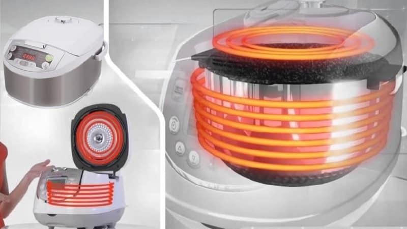 Что такое 3D нагрев в мультиварках