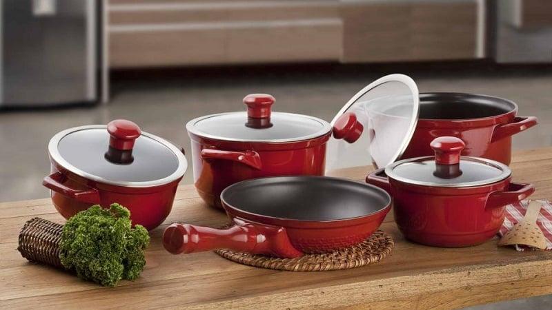 Использование керамической посуды в духовке