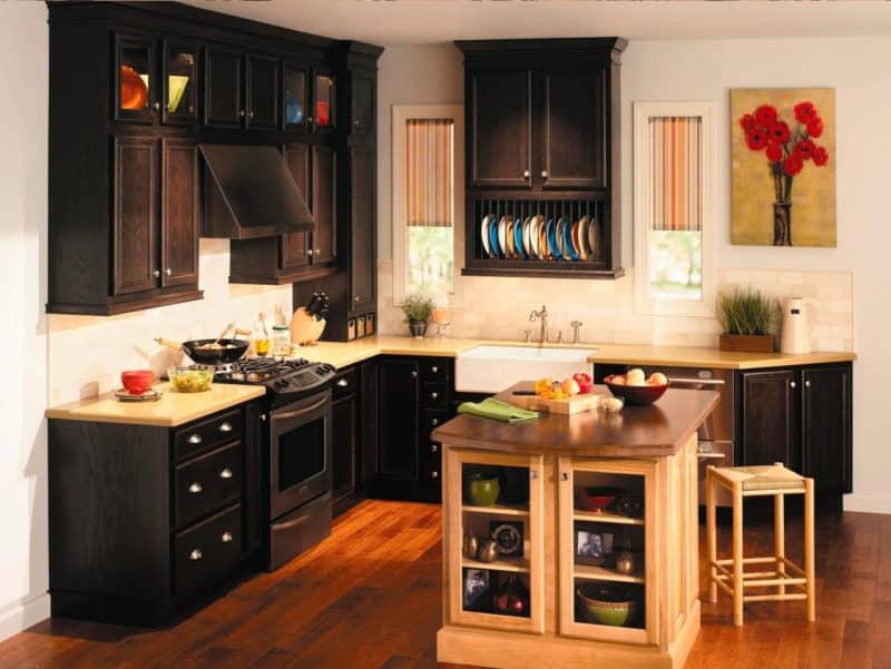 Как выбирать кухонные шкафы для кухни