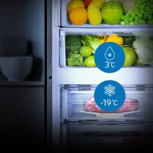 Какие температуры должны быть в холодильнике и морозилке