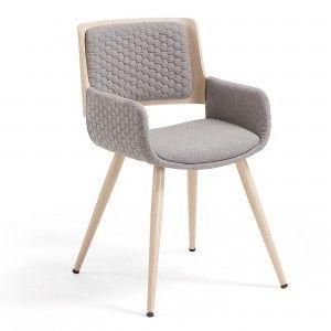 Кухонные стулья с подлокотниками: варианты деревянных моделей в обеденной группе