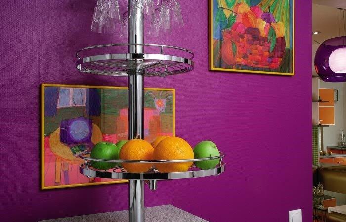 Об аксессуарах для барной стойки на кухню: перечень комплектующих
