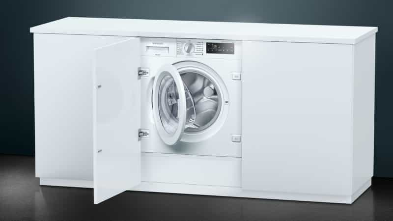 Шкафы для встраиваемых стиральных машин на кухню