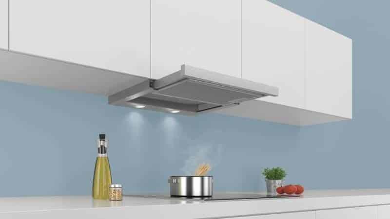 Вытяжка на кухню: виды вытяжек для кухни без воздухоотвода