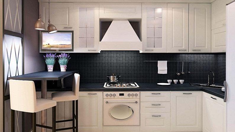 Гарнитуры на кухню 3 на 3 метра: выбор и установка