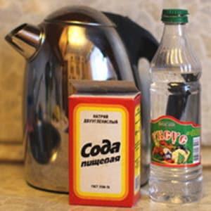 Как чистить электрические чайники