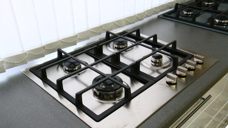 Чистка и полировка варочных панелей из нержавеющей стали