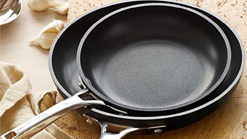 Как правильно измерить диаметр сковородки