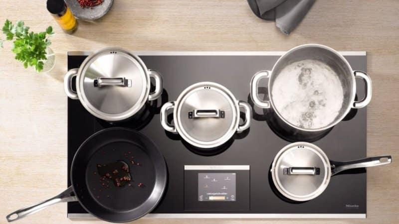 Что такое индукционная сковородка и к какой плите она подходит