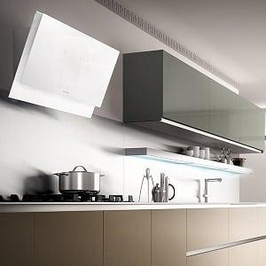 Кухонная стеклянная вытяжка