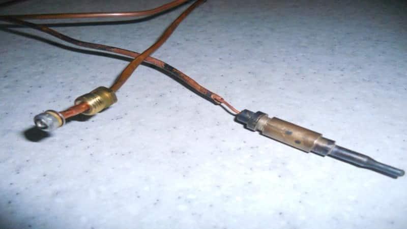 Особенности ремонта термопары: как снять с газовой плиты