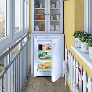 Можно ли установить холодильник в неотапливаемом помещении, на морозе