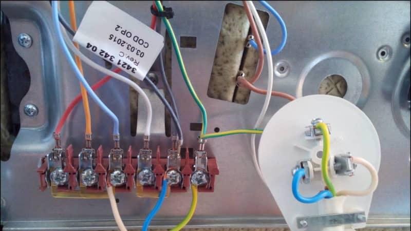 Подключение электрической плиты и выбор подходящего сечения кабеля