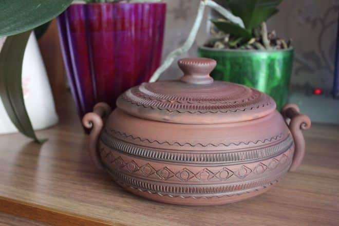 Можно ли нагреть глиняный горшочек в микроволновке и посуду из керамики