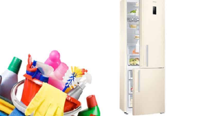 Как правильно мыть новые холодильники перед первым использованием