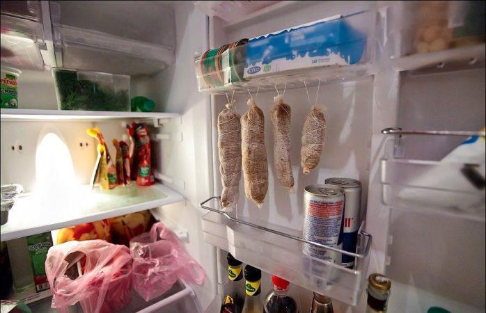 Особенности хранения вяленого мяса в домашних условиях