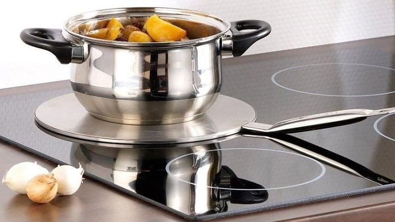 Как проверить, что посуду можно использовать для индукционной плиты: обозначение