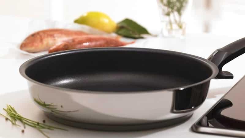 Подготовка новой сковороды к использованию