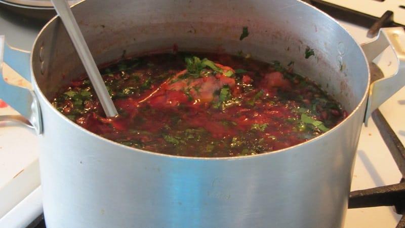 Варят ли суп в алюминиевых кастрюлях